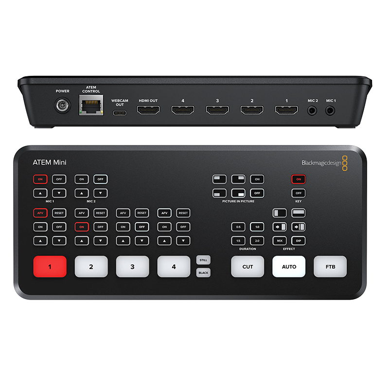 Видеомикшер Blackmagic ATEM Mini Pro (HDMI)
